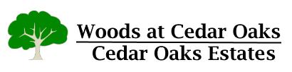 Cedar Oaks Estates Homeowners' Assoc. Inc.